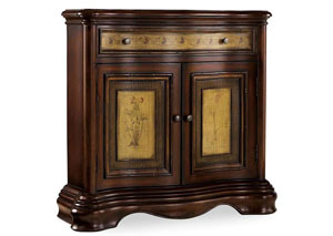 Vineyard Two-Door/One-Drawer Hall Chest