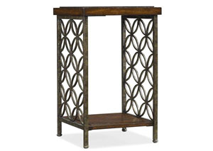 Hooker Square Accent Table