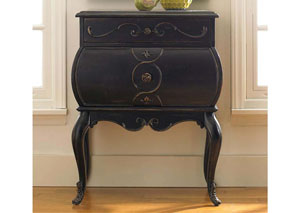 Hooker Bombe Accent Chest