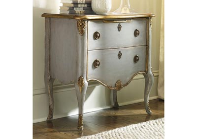 Hooker French Two Drawer Chest