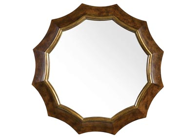 Image for Archivist Cultured Pearl Accent Mirror