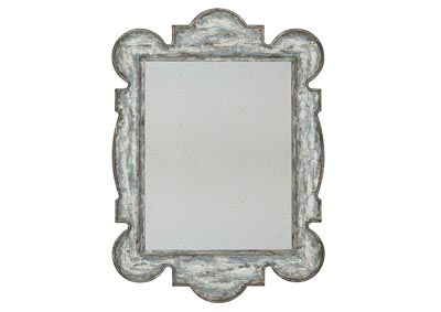 Image for Beaumont Silver Accent Mirror