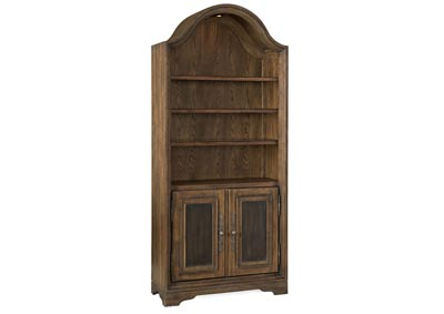 Image for Hill Country Millbrook Pleasanton Bunching Bookcase