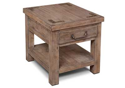 Image for Foundry End Table