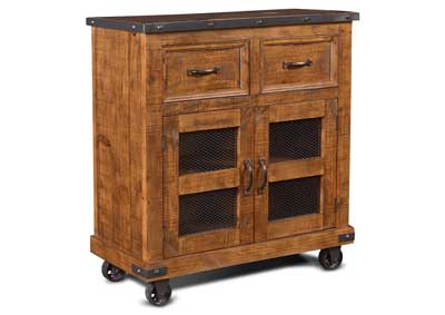 Image for Urban Rustic Cabinet
