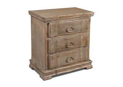 Image for Grand Rustic Nightstand