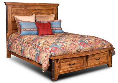 Image for Urban Rustic Queen Bed