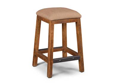 Image for Urban Rustic Counter Stool