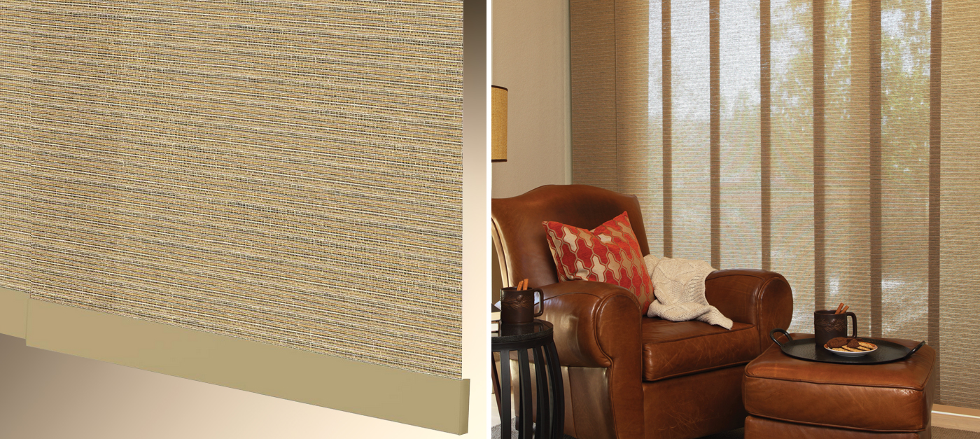 Creative window coverings the alustra collection of skyline for Hunter douglas motorized blinds troubleshooting