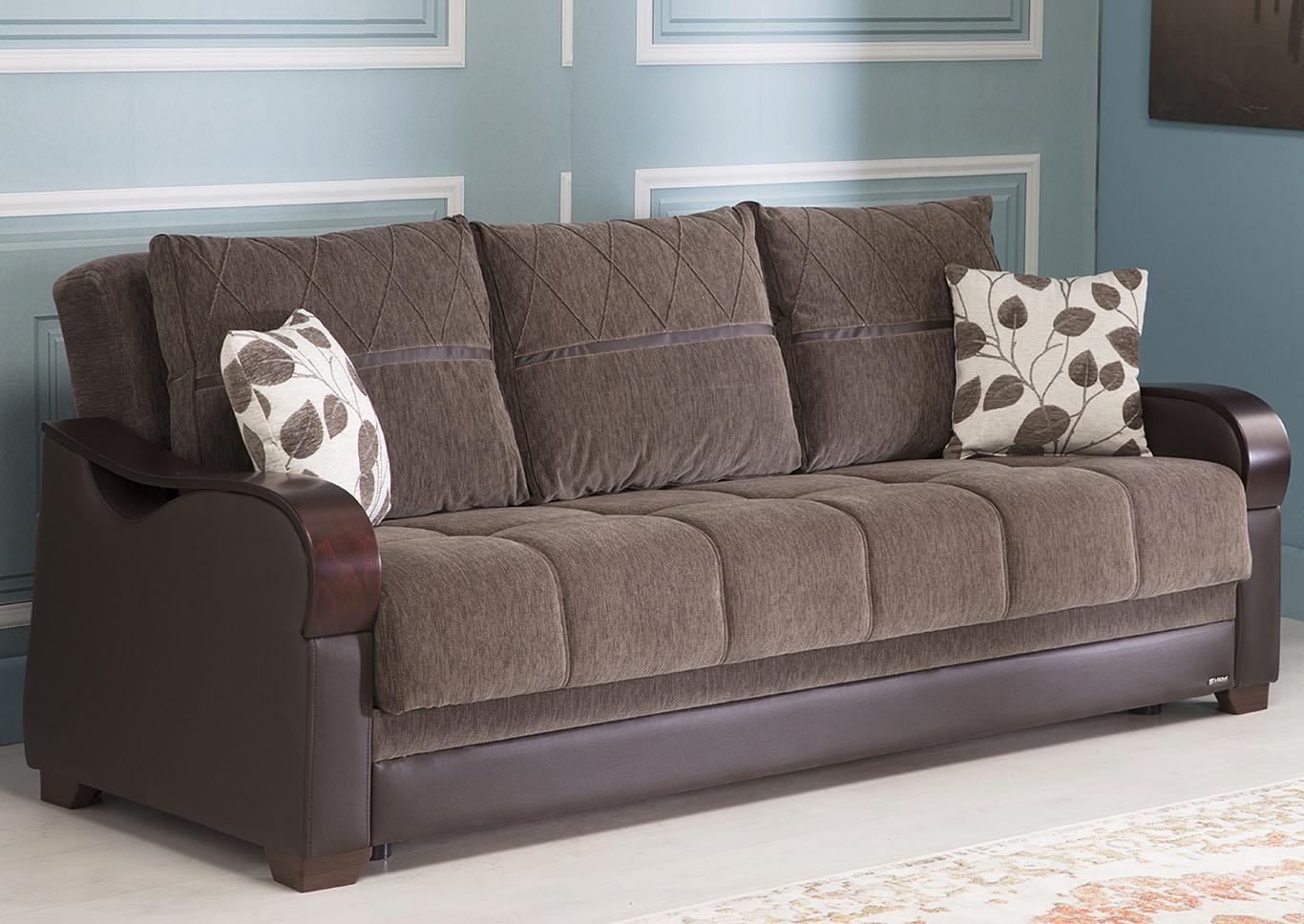 Phenomenal Paivas Furniture Bennett Armoni Brown 3 Piece Sofa Set Unemploymentrelief Wooden Chair Designs For Living Room Unemploymentrelieforg