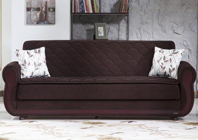 Argos Colins Brown 3 Piece Sofa Set