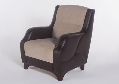 COSTA ARMCHAIR (MIRROR VIZON)