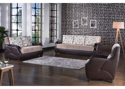Costa Armoni Vizon 3 Piece Sofa Set