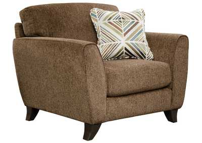 Image for Nautilus Spring & Tide Latte Arm Chair