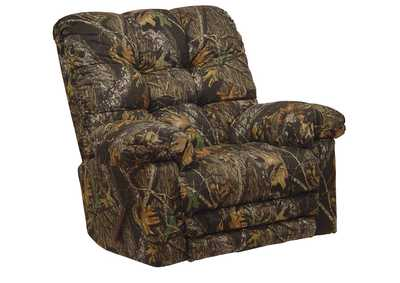 CloudNine Mossy Oak Break-up Rocker Recliner