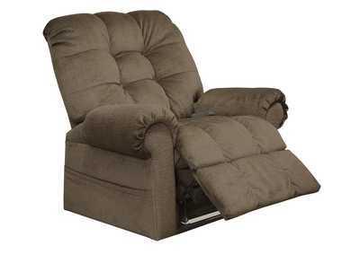 Omni Truffle Power Lift Recliner
