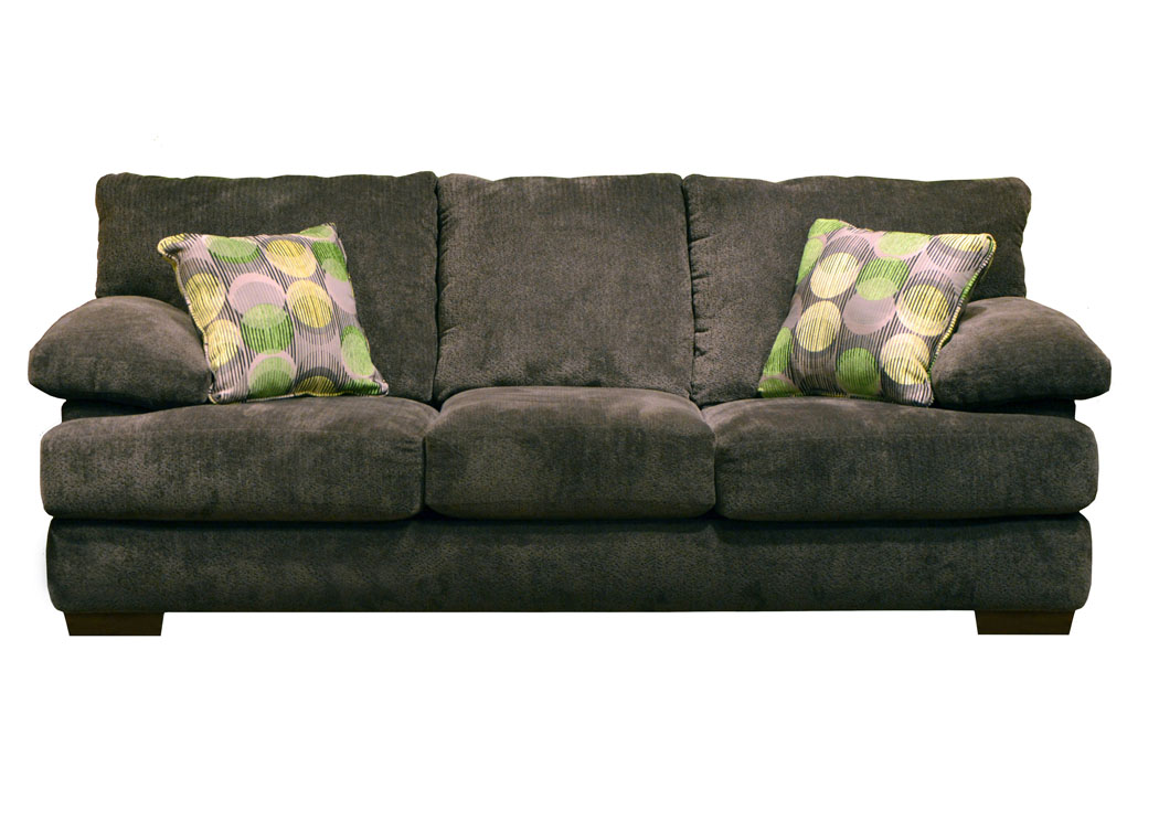 Newby S Furniture Armstrong Graphite Sofa