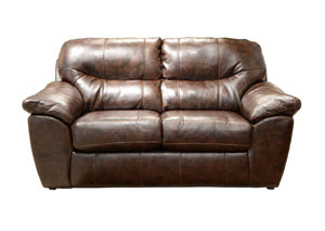 Brantley Java Loveseat