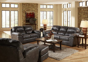 Grant Steel Sofa & Loveseat