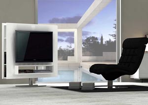 Amora Swivel TV Unit