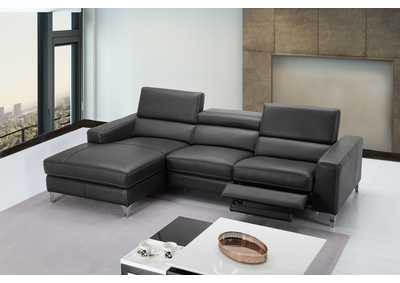 Image for Slate Grey Ariana Sectional - Left Hand Facing Chaise