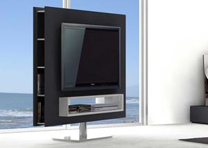 Braga Swivel TV Unit