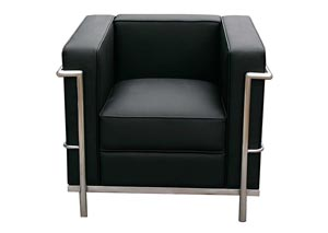 Image for Cour Italian Leather Chair