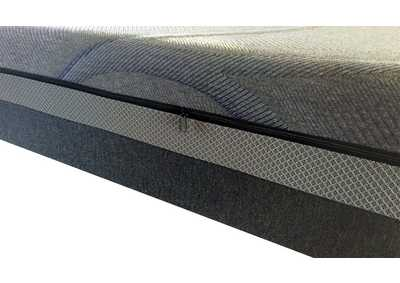 Image for Grey Luxury Gel Memory Foam Full Mattress