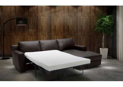 Image for Brown Taylor Sectional - Right Hand Facing Chaise