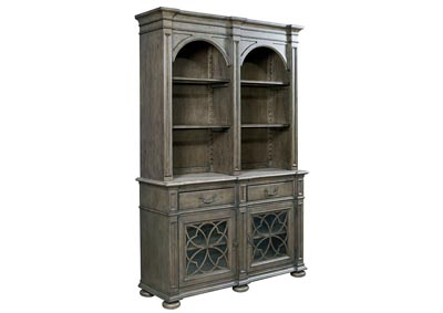 Image for Harper Fossil/Greystone China Cabinet