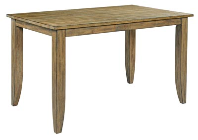 The Nook Brushed Oak 60