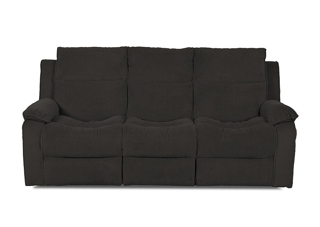 Sofas 2 Furnishings Castaway Viper Cosmic Power Reclining Leather Sofa
