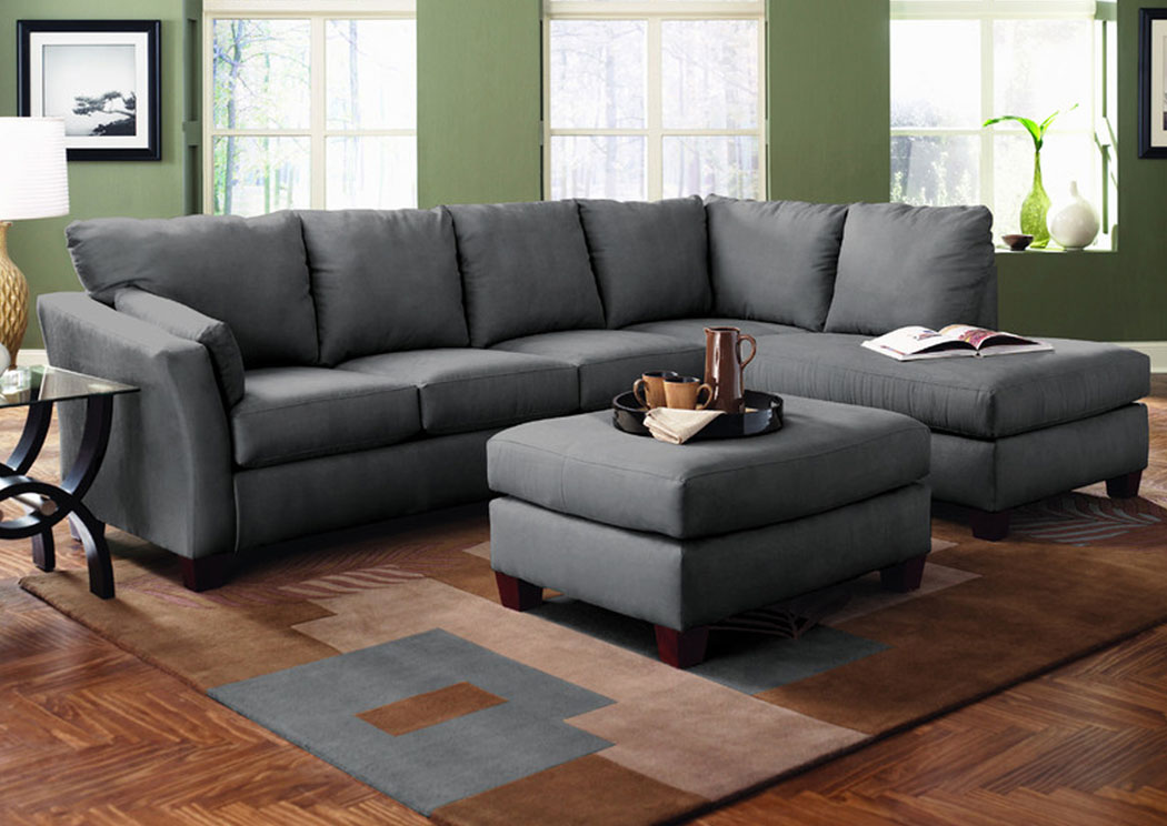 Brilliant Furniture More Galleries Drew Charcoal Ottoman Ncnpc Chair Design For Home Ncnpcorg