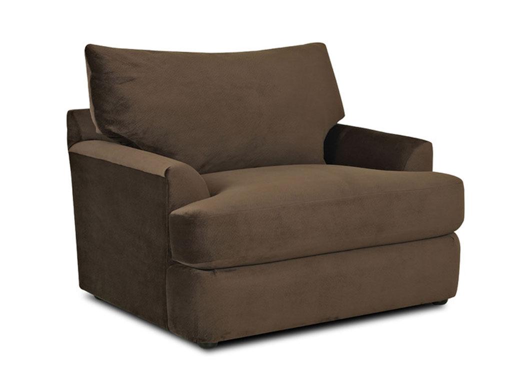 oldbrick furniture. Findley Chocolate Chair,Klaussner Home Furnishings Oldbrick Furniture R