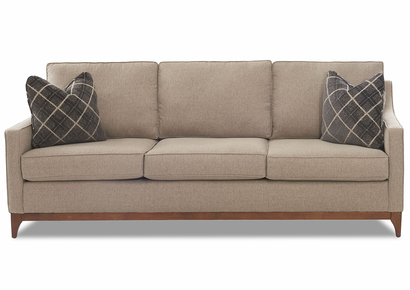Exceptionnel Anson Stationary Fabric Sofa,Klaussner Home Furnishings