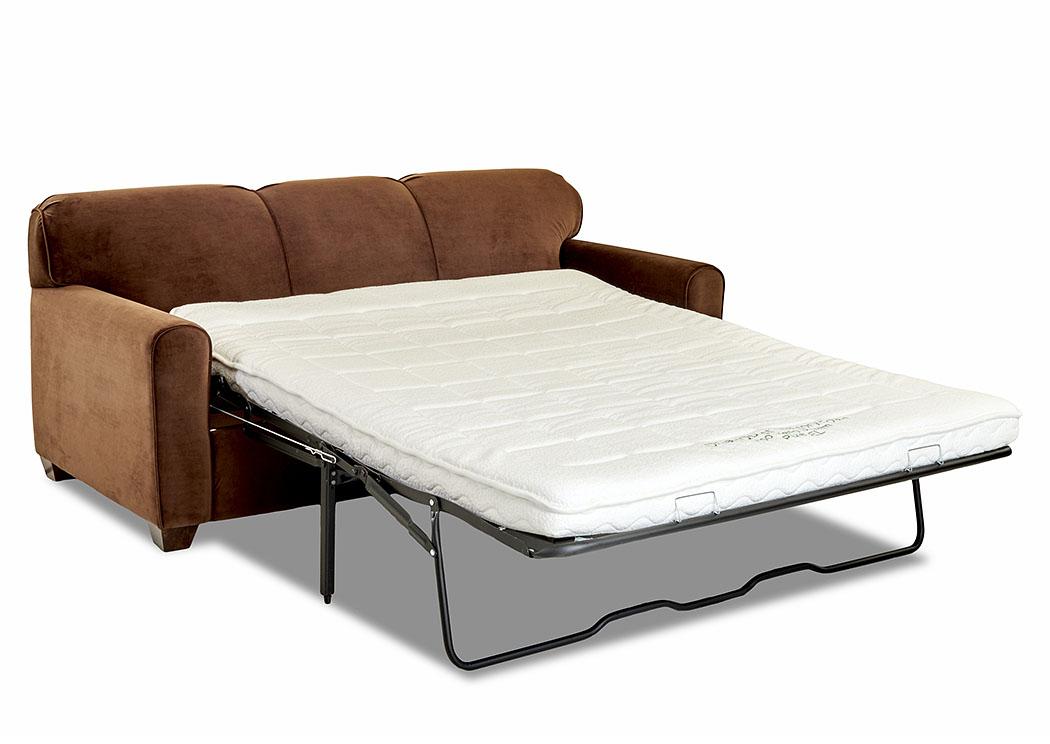 Amazing Just Furniture Zuma Tina Dark Brown Fabric Sleeper Sofa Unemploymentrelief Wooden Chair Designs For Living Room Unemploymentrelieforg