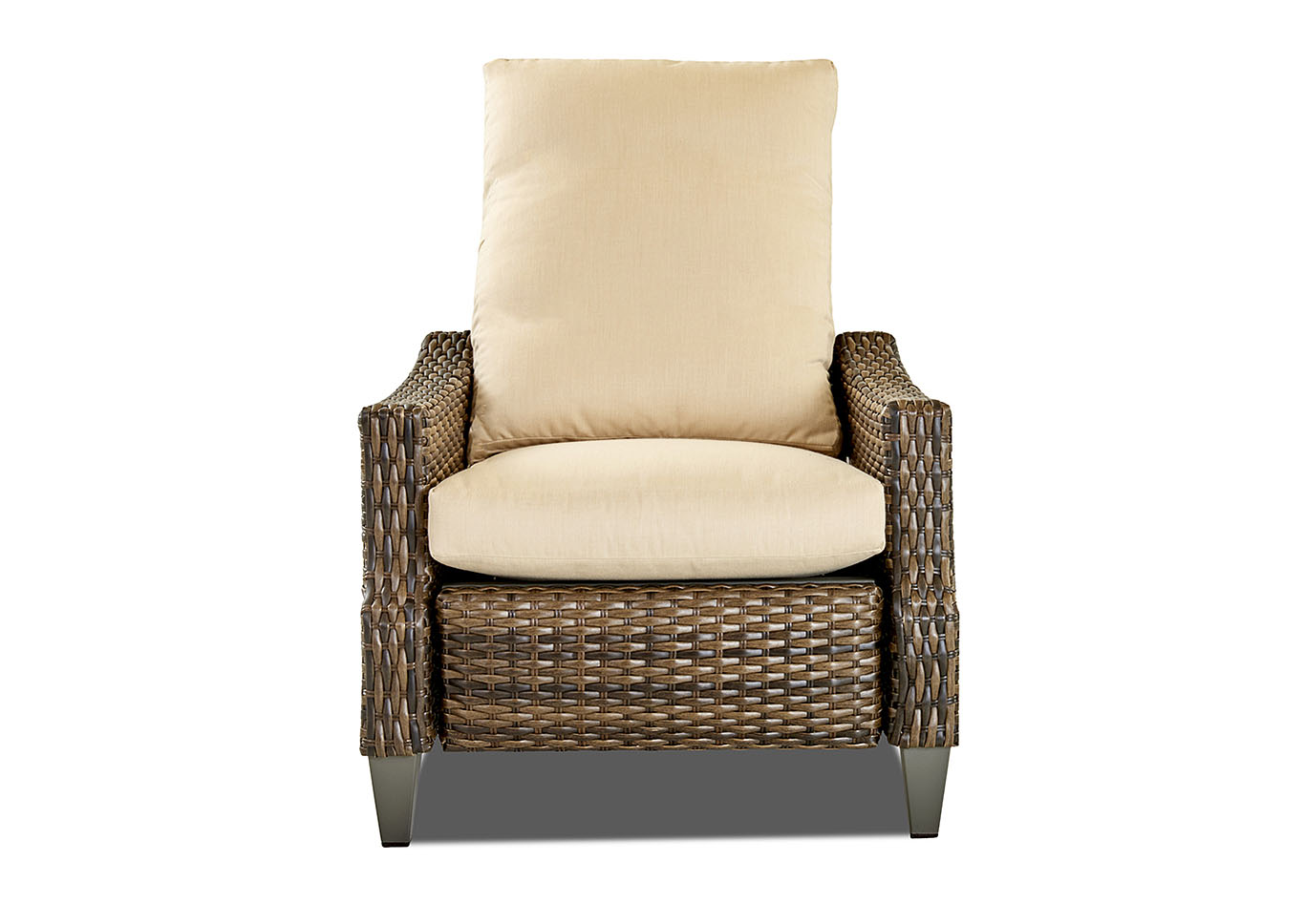 Belmeade Reclining Fabric Chair,Klaussner Home Furnishings