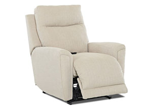 Priest Hiloflax Fabric Reclining Chair