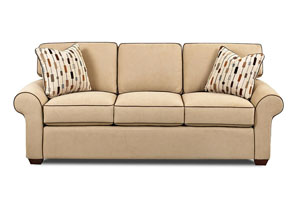 Image for Patterns Halo Grain Stationary Fabric Sofa
