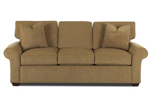 Image for Patterns Tan Stationary Fabric Sofa