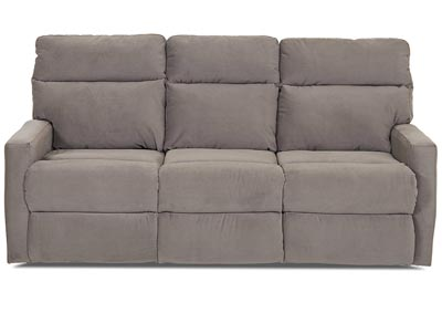 Monticello Reclining Leather Sofa