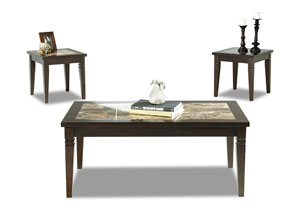 Allendale 3 Pack Occasional Table Set
