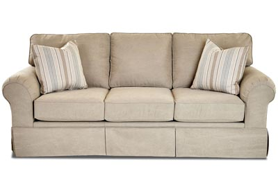 Woodwin Tibby Linen Fabric Sofa