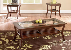 Clifton 3 Pack Occasional Table Set