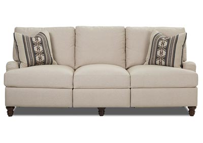 Image for Loewy Reclining Fabric Sofa
