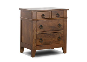 Urban Craftsmen Night Stand