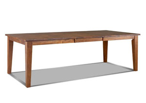 Urban Craftsmen Rectangular Dining Table