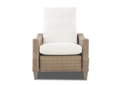 Image for Belmeade Reclining Fabric Chair