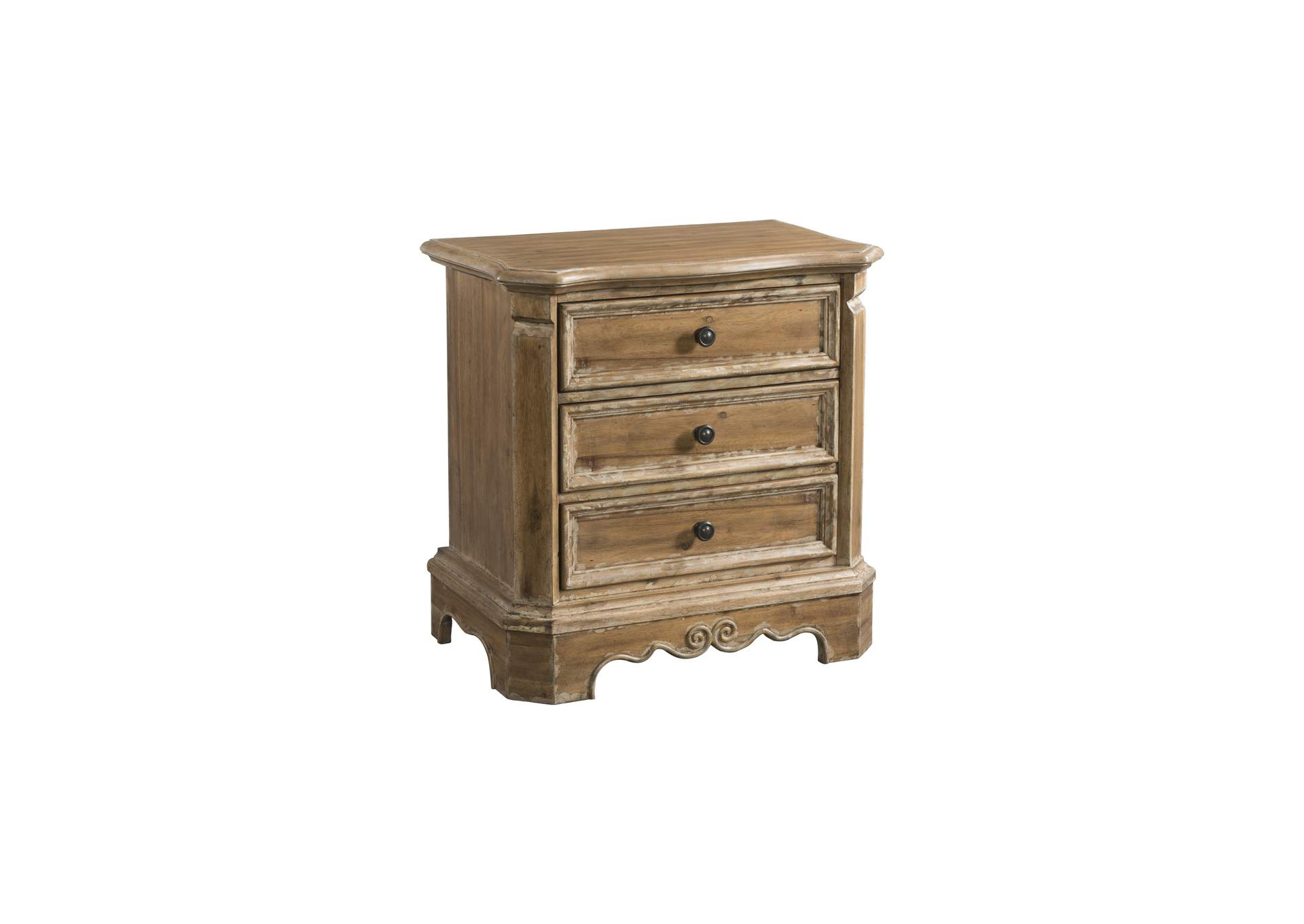 1048 Cottage Charm Nightstand,Lane Furniture