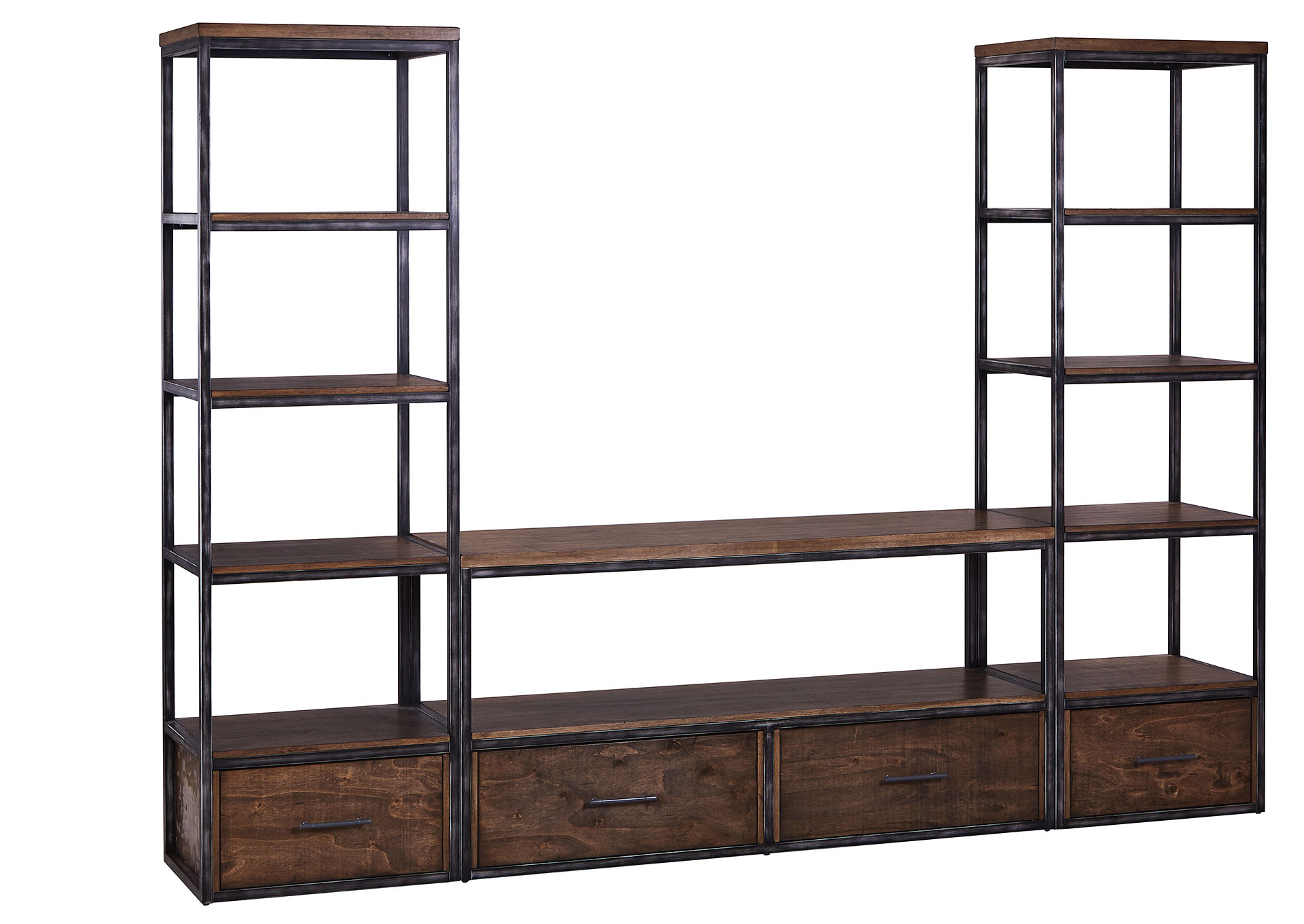 Chandler Entertainment Console,Lane Furniture